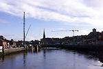 New Bridge in Drogheda 3.Pic Fran Caffrey Newsfile