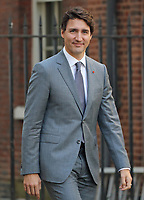 APR 18 Canadian Prime Minister visits 10 Downing Street
