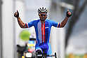 Jiri Bouska (CZE), <br /> SEPTEMBER 17, 2016 - Cycling - Road : <br /> Men's Road Race C4-5<br /> at Pontal <br /> during the Rio 2016 Paralympic Games in Rio de Janeiro, Brazil.<br /> (Photo by AFLO SPORT)