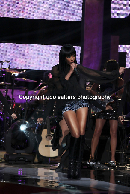 Brandy Performs at BLACK GIRLS ROCK! 2012 Held at The Loews Paradise Theater in the Bronx, NY   10/13/12