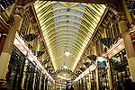 Leadenhall Market, The City, London, England, UK