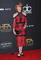05 November  2017 - Beverly Hills, California - Lee Purcell. The 21st Annual &quot;Hollywood Film Awards&quot; held at The Beverly Hilton Hotel in Beverly Hills. <br /> CAP/ADM/BT<br /> &copy;BT/ADM/Capital Pictures
