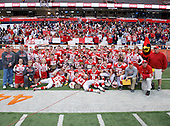 NY State Football Class D Final featuring the Randolph Cardinals of Section VI against the Tuckahoe Tigers of Section I at the Carrier Dome on November 23, 2012 in Syracuse, New York. Randolph defeated Tuckahoe 28-7. (Copyright Mike Janes Photography 2012)
