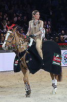 Style & Competition for Amade at the Gucci Paris Masters 2012