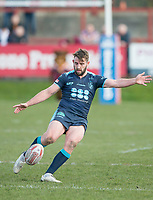 Picture by Allan McKenzie/SWpix.com - 25/03/2018 - Rugby League - Betfred Championship - Batley Bulldogs v Featherstone Rovers - Heritage Road, Batley, England - Martyn Ridyard.