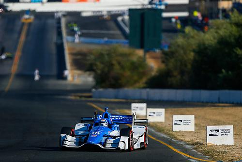 Verizon IndyCar Series<br /> GoPro Grand Prix of Sonoma<br /> Sonoma Raceway, Sonoma, CA USA<br /> Sunday 17 September 2017<br /> Tony Kanaan, Chip Ganassi Racing Teams Honda<br /> World Copyright: Jake Galstad<br /> LAT Images