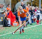 HUIZEN - Hockey - Kim van Leeuwen (Bldaal)   .Hoofdklasse hockey competitie, Huizen-Bloemendaal (2-1) . COPYRIGHT KOEN SUYK