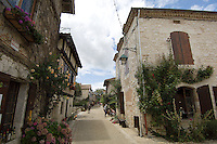 The pretty hill village of Pujol-en-Haut in Lot-et-Garonne is officially one of France's hundred most beautiful villages.