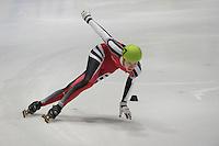 SHORTTRACK: DORDRECHT: Sportboulevard Dordrecht, 24-01-2015, ISU EK Shorttrack Ranking Races, Karlis KRUZBERGS (LAT | #47), ©foto Martin de Jong