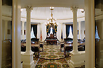 Senate Chamber, Vermont State House, Montpelier, Vermont, USA