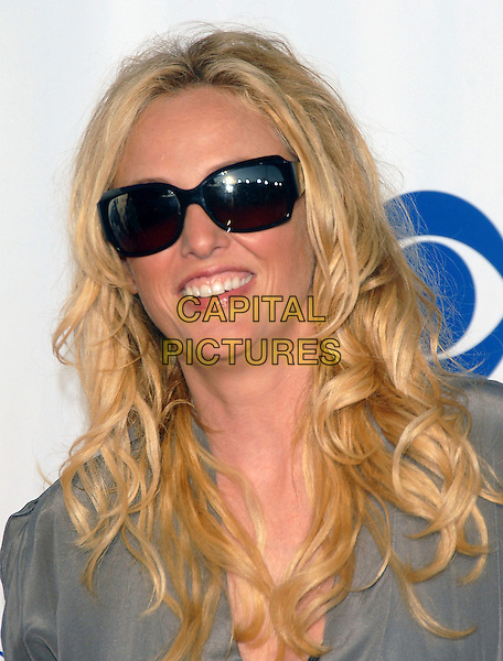 VIRGINIA MADSEN.Attends The 2006 CBS Summer Press Tour Star Party held at the Rose Bowl in Pasadena, California, USA,.July 15th 2006..portrait headshot sunglasses.Ref: DVS.www.capitalpictures.com.sales@capitalpictures.com.©Debbie VanStory/Capital Pictures