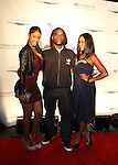 "Bernice Burgos, Power 105.1 Breakfast Clubs' Leonard ""Charlamagne Tha God"" McKelvey and Angela Yee Attend the Shawn Carter Foundation 2011 Carnival at Hudson River Park's Pier 54: The Shawn Carter Foundation's Exclusive Fundraising Event to Support its College Scholarship, NY 9/29/1111"