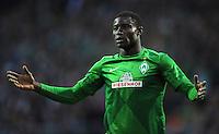 FUSSBALL   1. BUNDESLIGA   SAISON 2012/2013   4. SPIELTAG SV Werder Bremen - VfB Stuttgart                         23.09.2012        Joseph Akpala (SV Werder Bremen)