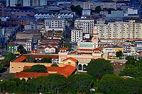 Edificio Palacio das Industrias, parque Dom Pedro, Sao Paulo. 2019. Foto © Juca Martins