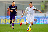 RADJA NAINGGOLAN<br /> Firenze 05-11-2017 Stadio Artemio Franchi Calcio Serie A 2017/2018 Fiorentina - AS Roma Foto Filippo Rubin / Insidefoto