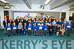 All students and ETB staff at the ETB Awards evening in the I T Tralee on Friday night.