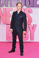 "Freddie Fox<br /> at the ""Bridget Jones's Baby"" World premiere, Odeon Leicester Square , London.<br /> <br /> <br /> ©Ash Knotek  D3149  05/09/2016"