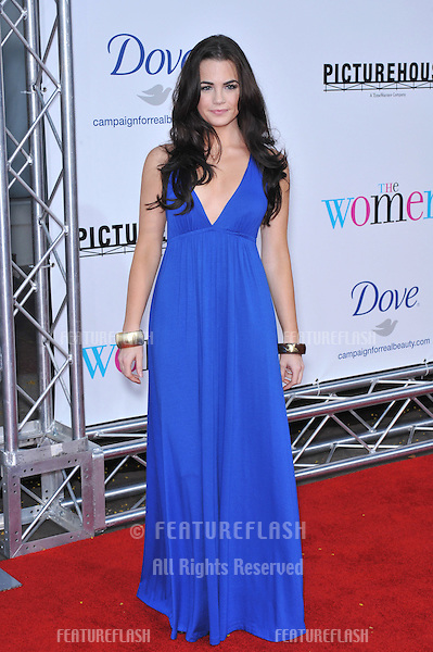 "Jillian Murray at the Los Angeles premiere of ""The Women"" at Mann Village Theatre, Westwood..September 4, 2008  Los Angeles, CA.Picture: Paul Smith / Featureflash"