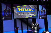 MOOG Go the Extra Mile Crew Chief of the Year Award: Adam Stevens, crew chief No. 18 Joe Gibbs Racing team