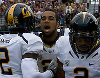 California Golden Bears vs Washington Huskies September 24 2011