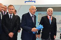 20120727 Olimpiadi Londra 2012 Giorgio Napolitano visita Casa Italia