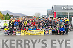 Killarney Cycling Club spin in the memory of Ed Duggan last Sunday morning.