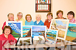 Canvas expressions: Some of the Ballybunion Active Retirement Group artists whose work will feature the St John's Theatre art exhibition Carpe Diem for the month of May celebrating Creativity in Older Persons as part of the Bealtaine Festival.