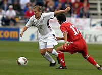 2003WWC USA/Korea DPR.Tiffeny Milbret v Hye Yong Jon