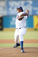August 15, 2008: Marcos Mateo (30) of the Daytona Cubs at Jackie Robinson Ballpark in Daytons, FL. Photo by: Chris Proctor/Four Seam Images