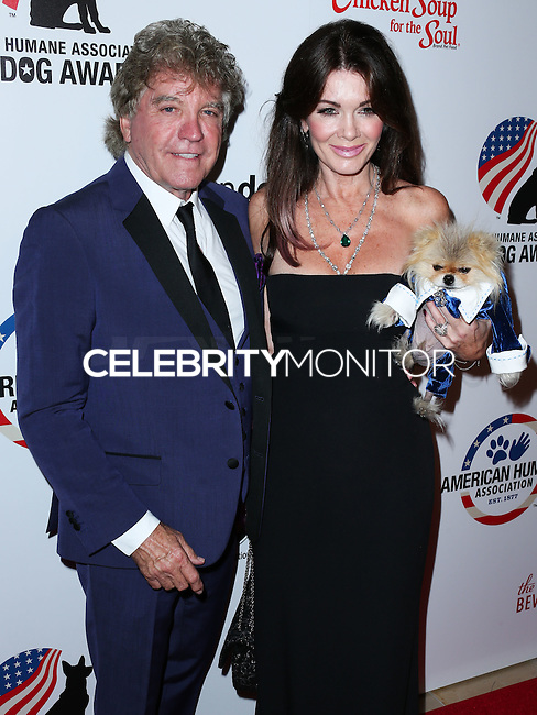 BEVERLY HILLS, CA, USA - SEPTEMBER 27: Ken Todd, Lisa Vanderpump arrive at the 4th Annual American Humane Association Hero Dog Awards held at the Beverly Hilton Hotel on September 27, 2014 in Beverly Hills, California, United States. (Photo by Xavier Collin/Celebrity Monitor)