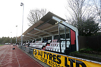 General view of the ground during Hornchurch vs Bognor Regis Town, BetVictor League Premier Division Football at Hornchurch Stadium on 30th November 2019