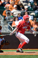 Nebraska Cornhusker 3B Cody Asche (22) against Texas on Sunday March 21st, 2100 at UFCU Dish-Falk Field in Austin, Texas.  (Photo by Andrew Woolley / Four Seam Images)