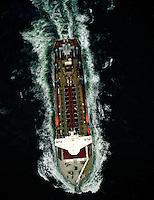 September 1994. Trailing Suction Hopper Dredger Pearl River van DEME.