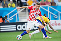 Ivica Olic (CRO), JUNE 12, 2014 - Football / Soccer : FIFA World Cup Brazil 2014 Group A match between Brazil 3-1 Croatia at Arena de Sao Paulo in Sao Paulo, Brazil. (Photo by Maurizio Borsari/AFLO)
