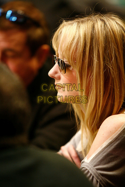 ANNE HECHE.World Poker Tour Invitational, Commerce, California, USA..February 22nd, 2006.Photo: Byron Purvis/AdMedia/Capital Pictures.Ref: BP/ADM.headshot portrait sunglasses shades profile.www.capitalpictures.com.sales@capitalpictures.com.© Capital Pictures.