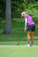 Stacy Lewis (USA) watches her putt on 10 during round 2 of the U.S. Women's Open Championship, Shoal Creek Country Club, at Birmingham, Alabama, USA. 6/1/2018.<br /> Picture: Golffile | Ken Murray<br /> <br /> All photo usage must carry mandatory copyright credit (&copy; Golffile | Ken Murray)