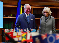05 February 2019 - London - Prince Charles Prince of Wales and Camilla Duchess of Cornwall during a visit to The Supreme Court of the United Kingdom in Parliament Square, London, to commemorate its 10th anniversary. Photo Credit: ALPR/AdMedia