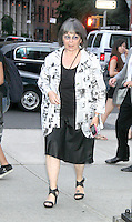 July 23,  2012 Roseanne Barr attend Cinema Society screening of Killer Joe  at the Tribeca Grand Hiotel in New York City.Credit:© RW/MediaPunch Inc. /NortePhoto*<br />
