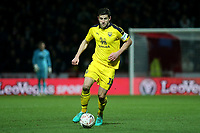 John Mousinho of Oxford United during Brentford vs Oxford United, Emirates FA Cup Football at Griffin Park on 5th January 2019