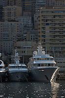 Europe/Monaco/Monte Carlo:  Port de Monaco: Port Hercule