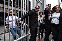SAO PAULO, SP, 05.11.2016 - ENEM-SP - <br /> Estudantes s&atilde;o vistos antes do inicio da realizacao do Exame Nacional do Ensino Medio, ENEM, na faculdade Uninove do bairro da Barra Funda, zona oeste de S&atilde;o Paulo. (Foto: Daia Oliver/Brazil Photo Press/Folhapress) SAO PAULO, SP, 05.11.2016 - ENEM-SP - <br /> Estudantes s&atilde;o vistos antes do inicio da realizacao do Exame Nacional do Ensino Medio, ENEM, na faculdade Uninove do bairro da Barra Funda, zona oeste de S&atilde;o Paulo. (Foto: Daia Oliver/Brazil Photo Press)