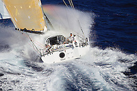 Transpac Finish 2011<br /> Transpac Finish 2011,Truth<br /> Truth<br /> Transpac 2011, Truth