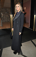 Laura Bailey at the LFW (Men's) a/w 2019 GQ Dinner, Brasserie of Light, Selfridges, Duke Street, London, England, UK, on Monday 07 January 2019.<br /> CAP/CAN<br /> &copy;CAN/Capital Pictures