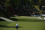 AUGUSTA, GA - APRIL 13: Tim Clark of South Africa hits off the fairway during the Third Round of the 2013 Masters Golf Tournament at Augusta National Golf Club on April 13, 2013 in Augusta, Georgia. (Photo by Donald Miralle) *** Local Caption ***