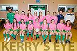 Under 13 Gaynor Cup team