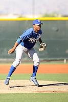 Santiago Garrido - Kansas City Royals - 2010 Instructional League.Photo by:  Bill Mitchell/Four Seam Images..