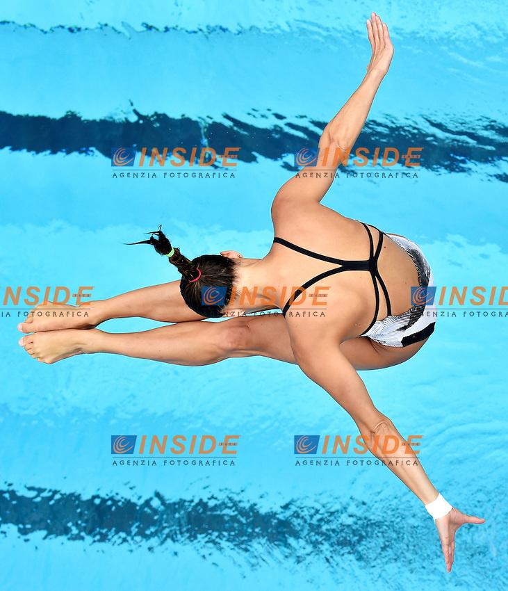 CAGNOTTO Tania ITA <br /> 3m Springboard Women Semi-Final - Trampolino 3m Donne Semifinale <br /> Bolzano 02-08-2014 <br /> 20 Fina Diving Grand Prix <br /> Photo Andrea Staccioli/Insidefoto