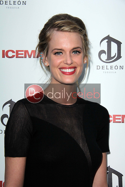 """Taylor Bagley<br /> at """"The Iceman"""" Red Carpet, Arclight Theater, Hollywood, CA 04-22-13<br /> David Edwards/DailyCeleb.Com 818-249-4998"""