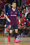 League LNFS 2018/2019 - Game 29.<br /> FC Barcelona Lassa vs Viña Albali Valdepeñas: 5-1.<br /> Mario Rivillos.