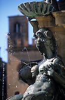 Europe/Italie/Emilie-Romagne/Bologne : Fontaine de Neptune
